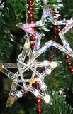 Чудесная рождественская звезда